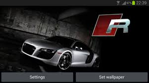 logo audi 3d audi logo hd live wallpaper google play store revenue