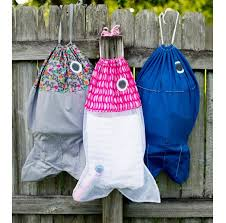 cute laundry bags free pattern fish laundry bag sewing