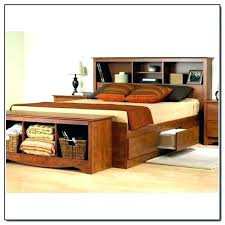 full size bookcase headboard bookshelf platform bed queen bookshelf platform bed bookcase