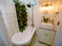tiny house bathrooms packed with style hgtv039s decorating