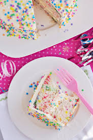 funfetti layer cake with whipped vanilla frosting sweetapolita