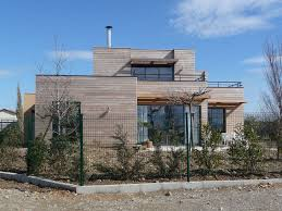 interieur maison bois contemporaine maison moderne bois u2013 chaios com