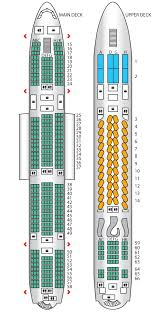 plan siege a380 air a380 qatar airways seat maps reviews seatplans com