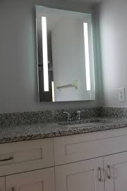 Illuminated Bathroom Wall Mirror - bathroom cabinets lighted bathroom wall mirror mirror with