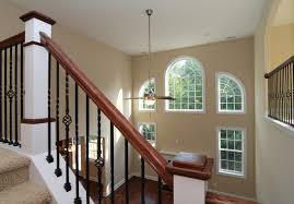 Painted Stairs Design Ideas All Brick Two Story Home U2013 Apex Home Builders U2013 Stanton Homes