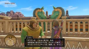 here u0027s a taste of dragon quest xi u0027s ps4 exclusive features nova