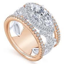 marquise halo engagement ring elliot 18k white and gold marquise halo engagement ring