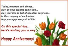 Anniversary Wishes Wedding Sms Happy Anniversary Messages Amp Sms For Marriage Always Wish Happy Anniversary Bro And Bhabhi 4754581 Kuch Toh Log Kehenge