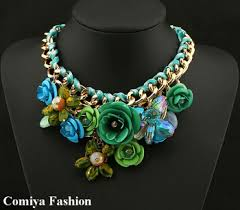 green fashion necklace images Cheap green fashion necklace find green fashion necklace deals on jpg