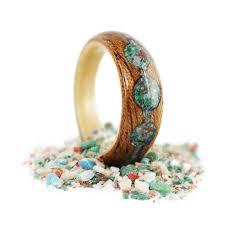 wooden wedding rings eco friendly wood wedding rings simply wood rings