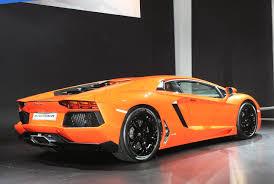 New Lamborghini Aventador - the all new lamborghini aventador lp5700 4 coming to signature u2026