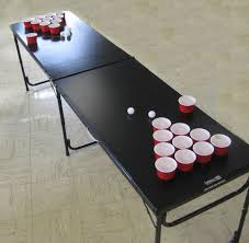 Beer Pong Table Size Game Rental