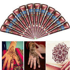 black henna ink tattoos u0026 body art ebay