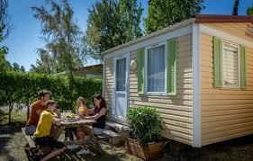mobil home 1 chambre mobil home 1 chambre 16 m2 modèle d6 capacité 4 personnes
