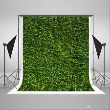 wedding backdrop grass 2017 5x7ft150x220cm custom made digital photography backdrops