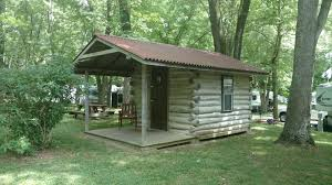 Permanent Tent Cabins Frontier Campground Family Camping Camping Cabins Rv Campground