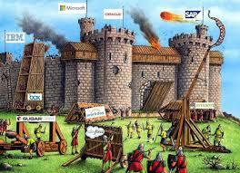 siege ibm laying siege to a 750 billion dollar castle dfj medium