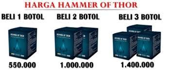 jual hammer of thor asli cod bandung antar gratis