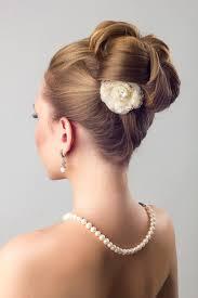 Hochsteckfrisurenen Hochzeit Mit Blumen by Die 50 Schönsten Brautfrisuren Für Lange Haare Frisuren Trends Com