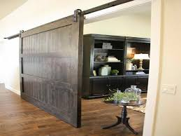 Indoor Barn Doors Styles The Door Home Design - Barn doors for homes interior