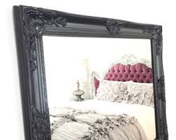 Shabby Chic Large Mirror by Ornate Mirror Etsy