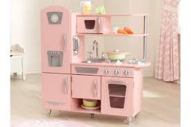 cuisine kidkraft vintage amazing kidkraft vintage play kitchen pink of inspiration and set
