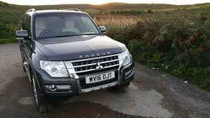 mitsubishi shogun 2016 mitsubishi shogun long wheel base sg5 5 door bigger than both of