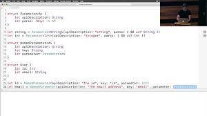 applicative parsing with documentation u2013 chris eidhof youtube