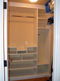 Cheap Organization Built In Closet Do It Yourself Roselawnlutheran
