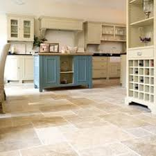 kitchen floor coverings ideas these big square grey tiles for the kitchen and dining area
