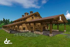 large horse barn floor plans wedding barn u0026 event venue builders dc builders