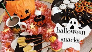 Non Food Halloween Treats Halloween Snacks Halloween Con Gemmina Youtube
