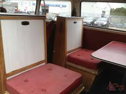 volkswagen camper inside vw volkswagen devon camper rhd 1968 1 yr only original interior