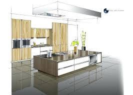 dessiner sa cuisine dessiner en perspective une cuisine dessin de cuisine aurillac