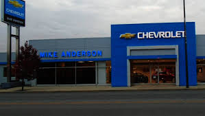 new u0026 used chevy dealer mike anderson chevrolet of chicago