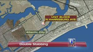 Atlantic City Map Woman Killed Man Injured In Atlantic City Stabbing 6abc Com