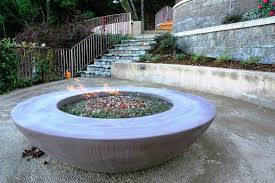 Concrete Firepits Concrete Pit Molds Custom Bowls Fireplaces Firepits