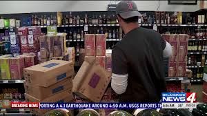 Oklahoma travel supermarket images Very fearful businesses prepare for new oklahoma liquor laws jpeg