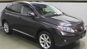 lexus richmond service 2010 lexus rx 350 premium package in richmond va 15p315 youtube