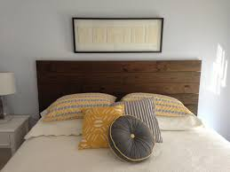 making a wooden headboard for 60 hayes everyday