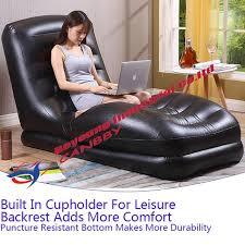 canap intex noir intex mega salon chaise profilée relax gonflable salon canapé