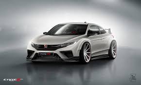1998 Honda Civic Type R Specs Our Latest 2016 Honda Civic Coupe U0026 Type R Renderings 2016