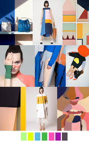 2017 Fashion Color Trends Pattern Curator Color Pattern Ss 2017 Fashion