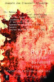 bolla afrikan basement vinyl 2 12