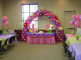baby bday birthday party decoration ideas for baby boy