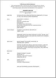 cover letter sample resume of medical assistant sample resume