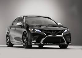 toyota car 2017 nascar drivers transform the toyota camry autoguide com news