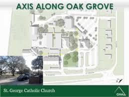 catholic church floor plan designs st george church master plan presentation youtube