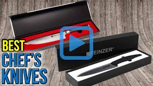 Best Inexpensive Kitchen Knives Top 10 Chef U0027s Knives Of 2017 Video Review