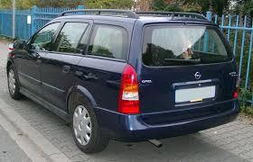 opel astra 2004 caravan opel astra kombi 2600506
